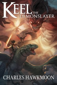 Keel the Demonslayer Cover